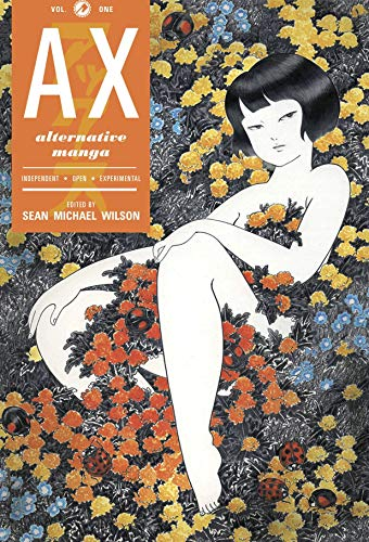 AX: Alternative Manga cover