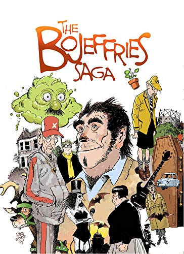The Bojeffries Saga cover