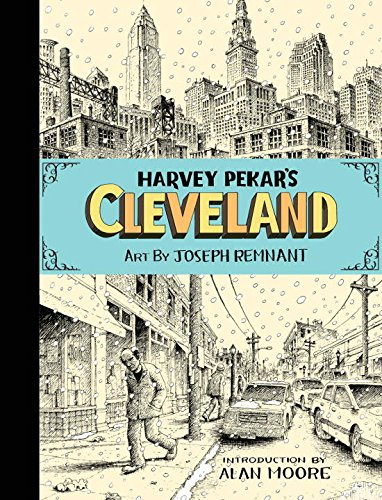 Harvey Pekars Cleveland cover