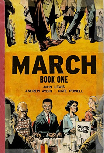 March: Book 1 cover