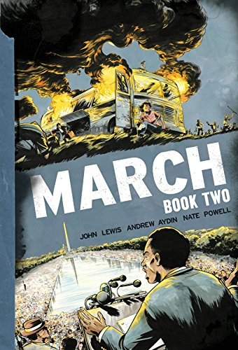 March: Book Two - John Lewis, Andrew AydinNate Powell