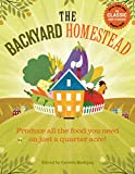 Amazon.com: The Backyard Homestead: Produce all... cover