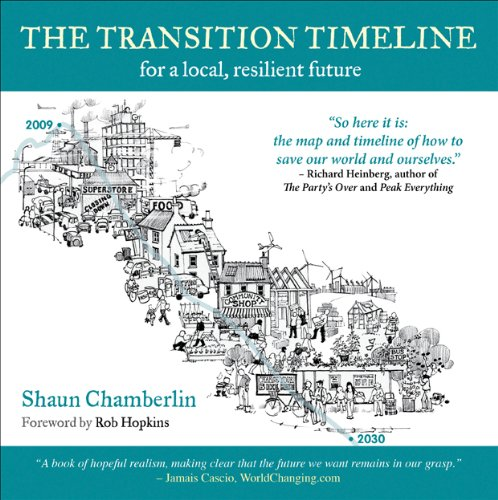 The Transition Timeline: For a Local, Resilient Future, Chamberlin, Shaun