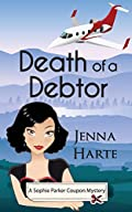 Death of a Debtor by Jenna Harte