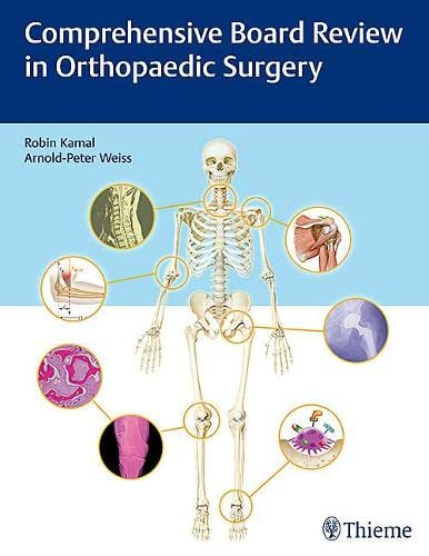 COMPREHENSIVE BOARD REVIEW IN ORTHOPAEDIC SURGERY 1 EDITION