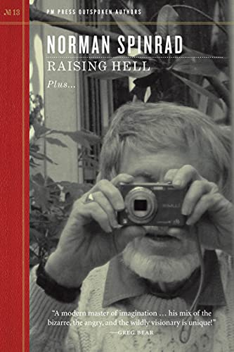 Raising Hell (Outspoken Authors), Spinrad, Norman