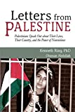 Letters From Palestine book cover