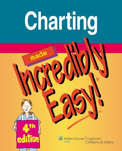 CHARTING MADE INCREDIBLY EASY! (INCREDIBLY EASY! SERIES®) 4ED