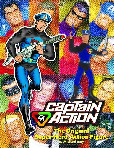 Captain Action cover