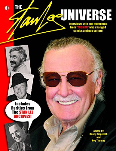 The Stan Lee Universe cover