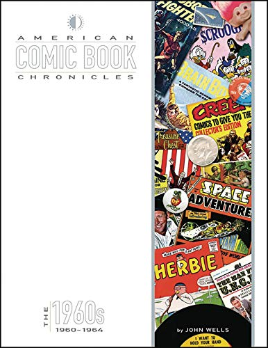 American Comic Book Chronicles: 1960-1964 cover