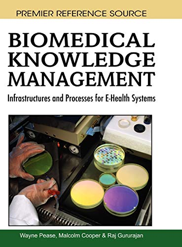 PDF Biomedical Knowledge Management Infrastructures and Processes for E Health Systems