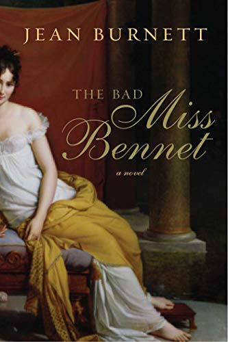 Cover of The Bad Miss Bennet