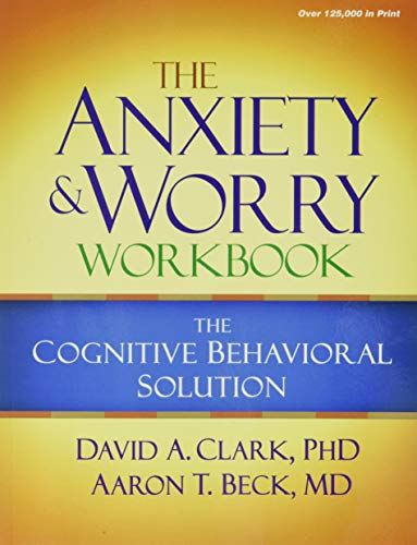 The Anxiety and Worry Workbook Book Cover Picture