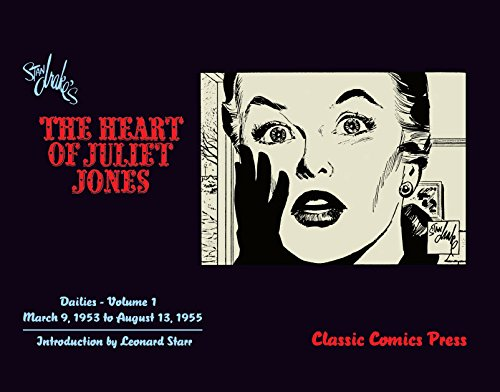 The Heart of Juliet Jones cover