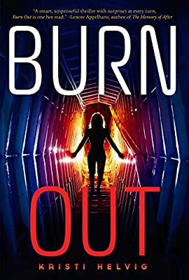 [GUEST POST] Kristi Helvig on How Astrophysics Informed BURN OUT