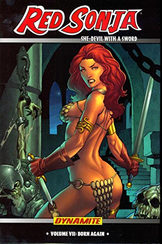 Red Sonja: She-Devil With A Sword Vol. 7 Cover