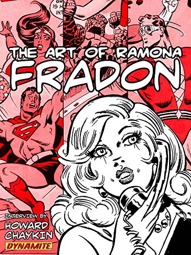 The Art of Ramona Fradon cover