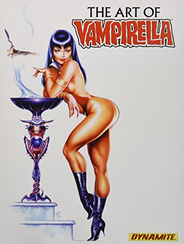 Art of Vampirella HC