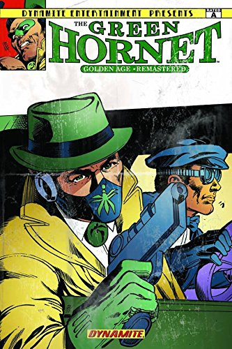 The Green Hornet Golden Age Re-Mastered HC