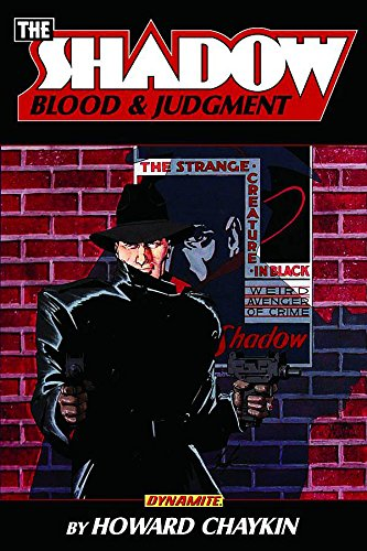 The Shadow: Blood and Judgment cover
