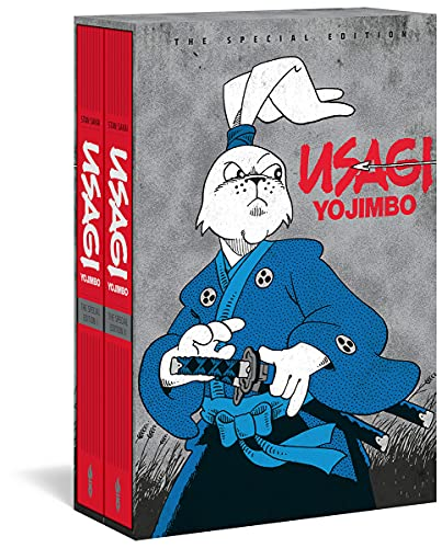Usagi Yojimbo: The Special Edition cover