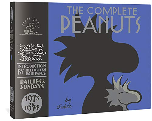 The Complete Peanuts, 1973-1974 cover