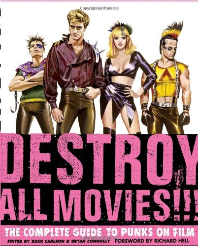 Destroy All Movies!!! cover