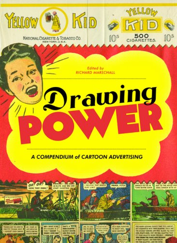 Drawing Power: A Compendium of Cartoon Advertising cover