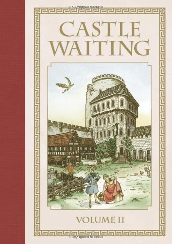 Castle Waiting Volume 2 cover