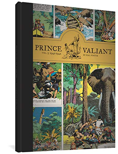 Prince Valiant: 1941-1942 (Vol. 3)  (Prince Valiant)