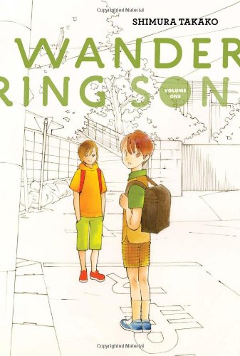 Wandering Son Book 1 cover