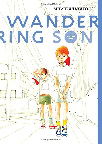Wandering Son Book 2 cover