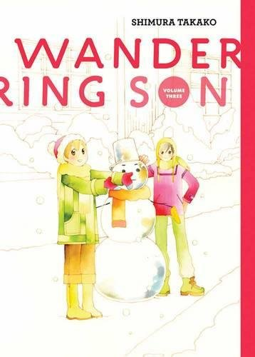 Wandering Son: Book Three cover
