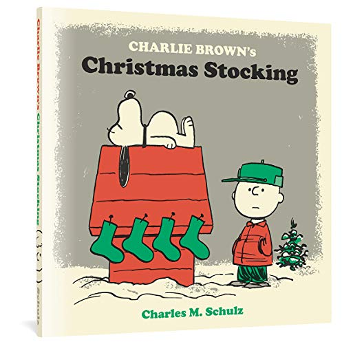 Charlie Browns Christmas Stocking cover