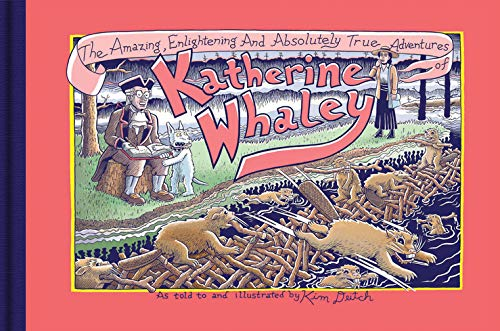 The Amazing, Enlightening And Absolutely True Adventures of Katherine Whaley cover