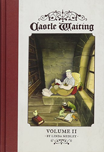 Castle Waiting Volume 2: The Definitive Edition cover