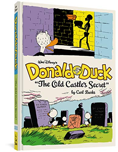 Walt Disneys Donald Duck: The Old Castles Secret cover