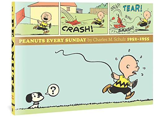 Peanuts Every Sunday: 1952-1955 cover
