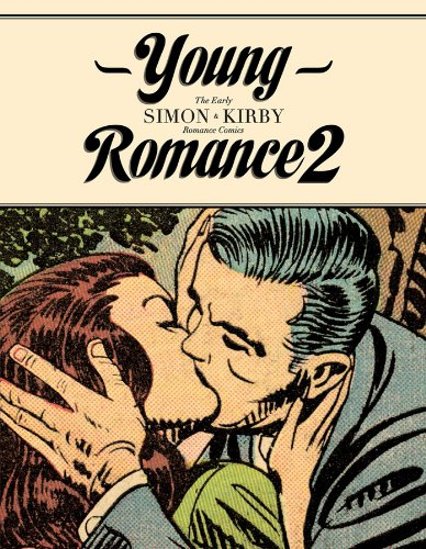 Young Romance 2: The Best of Simon & Kirby Romance Comics cover