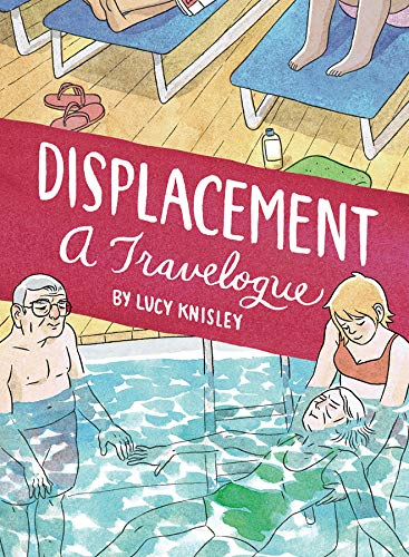 Displacement: A Travelogue cover