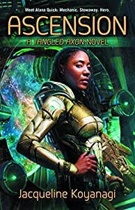 GIVEAWAY (Worldwide): Win an eBook Copy of ASCENSION by Jacqueline Koyanagi
