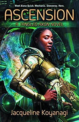 BOOK REVIEW: Ascension by Jacqueline Koyanagi