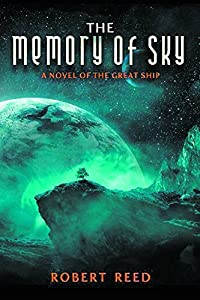 WINNERS:  THE MEMORY OF SKY by Robert Reed