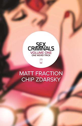 Sex Criminals Volume 1 cover