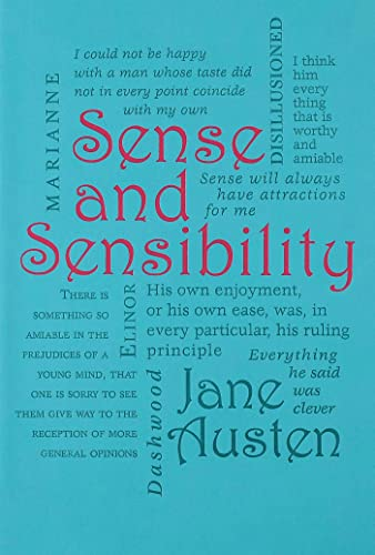 Word Cloud Sense and Sensibility