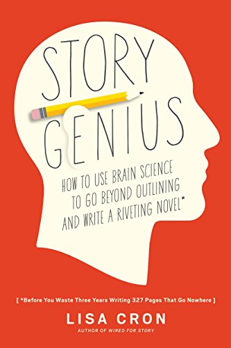 Story Genius Book Cover Picture