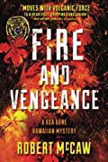 Fire and Vengeance by Robert McCaw