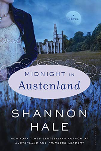 Cover of Midnight in Austenland by Shannon Hale
