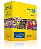 Rosetta Stone English (American) Level 1-5 Set
